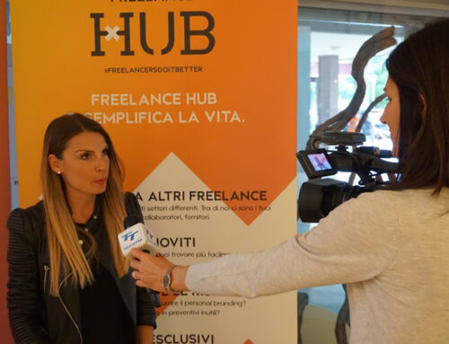 Freelance Hub Festival: la rassegna stampa, i video e l'intervista tv.