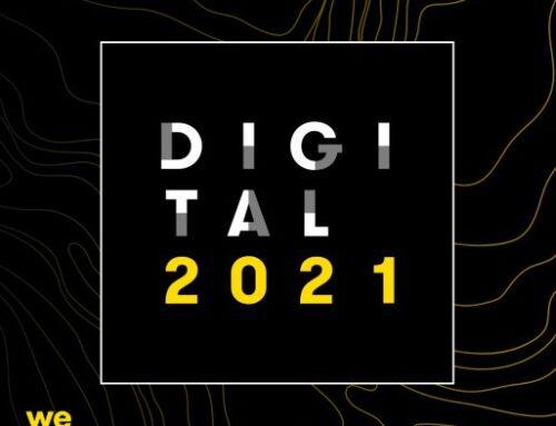 """Report """"Digital 2021"""" di We Are Social: i dati italiani utili per i liberi professionisti."""